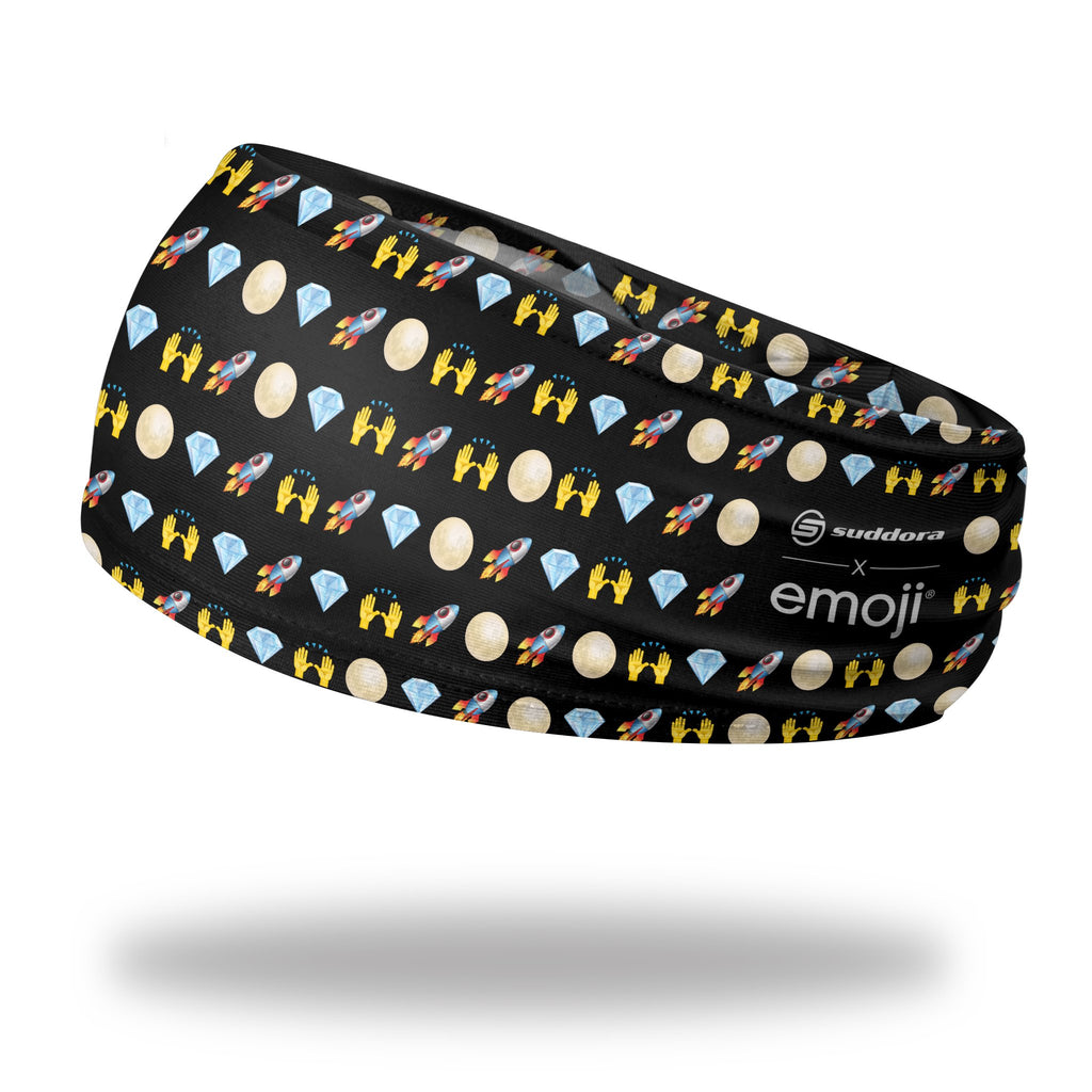 - emoji® To The Moon Headband (3.5