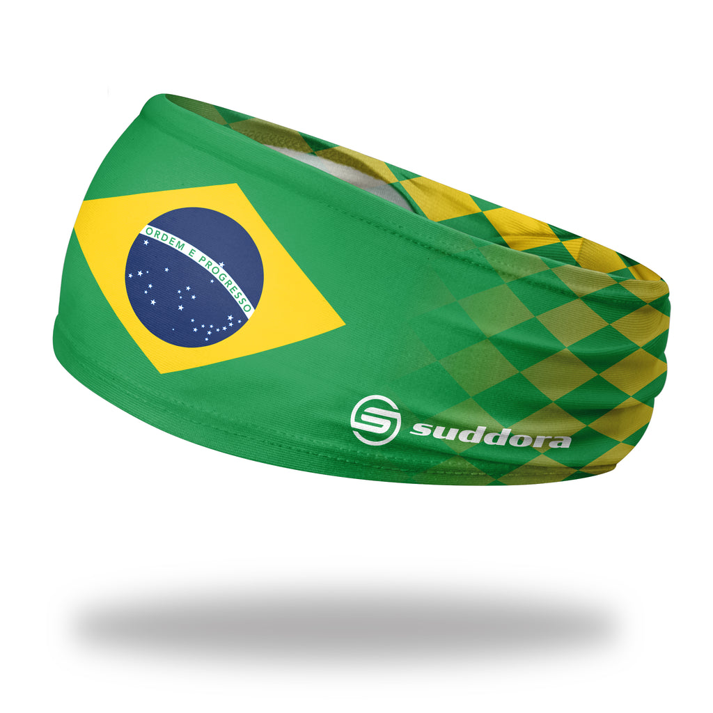 - Brazil Tapered Non-Slip Headband