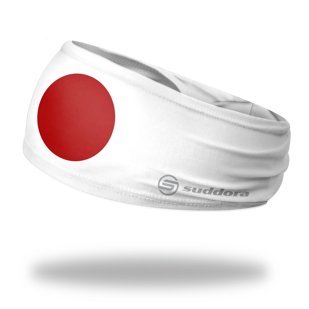 - Japan Tapered Non-Slip Headband