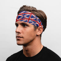 Suddora UK Wide Tapered Non-Slip Headband