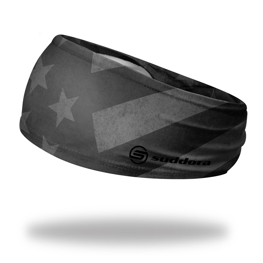 - Suddora USA Honor Wide Tapered Non-Slip Headband