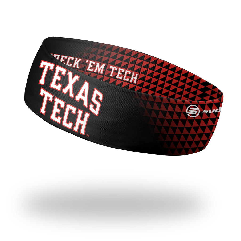 - Texas Tech University Headband (2.25