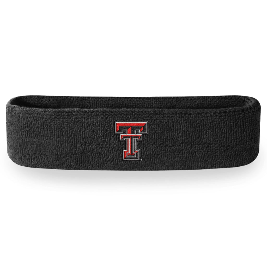 - Texas Tech University Headband (Terry Cloth)