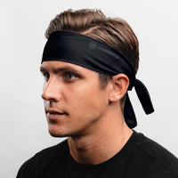 Suddora Black Tie Headband