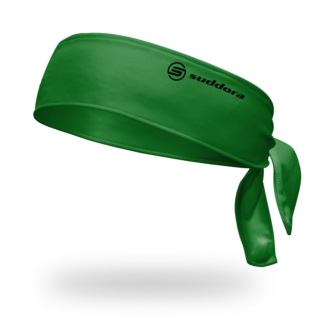 - Suddora Green Tie Headband