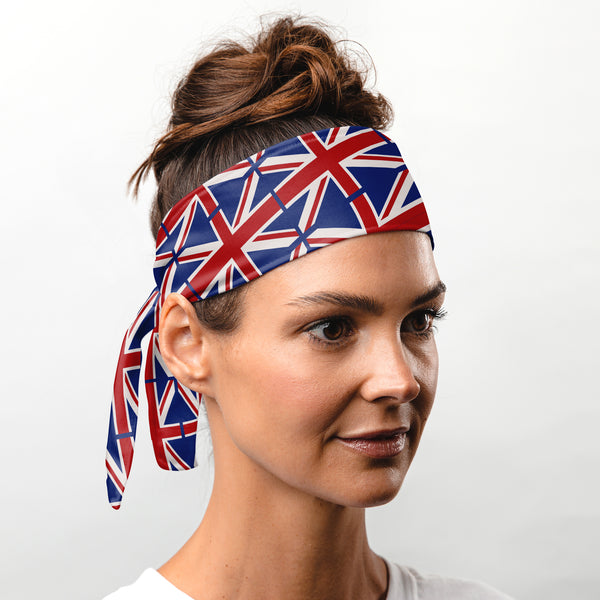 Suddora UK Tie Headband