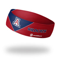 "The University of Arizona Headband (2.25"" Reversible)"