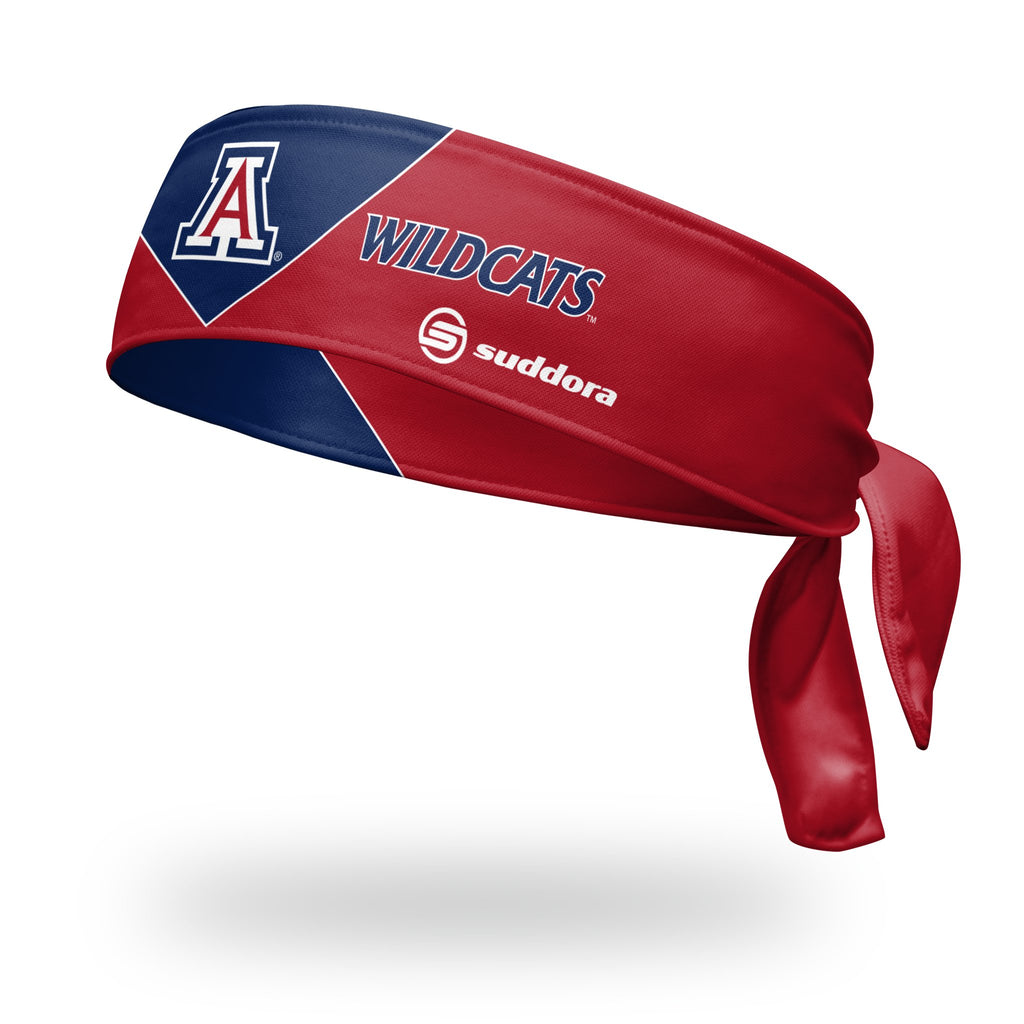 - The University of Arizona Tie Headband