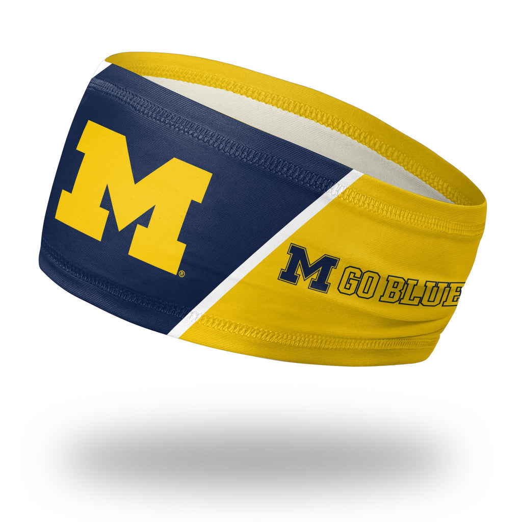 - University of Michigan Headband (4.5