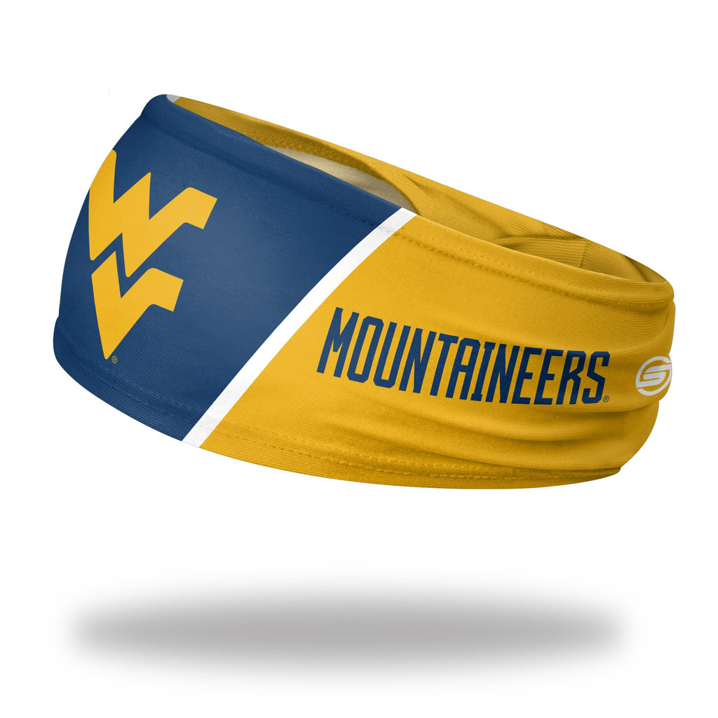 - West Virginia University Headband (3.5