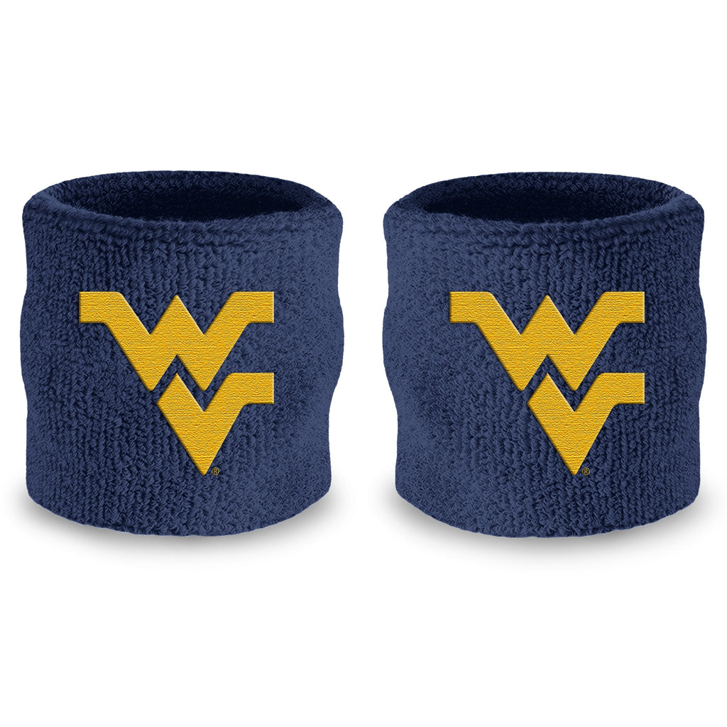 - West Virginia University Wristband Pair