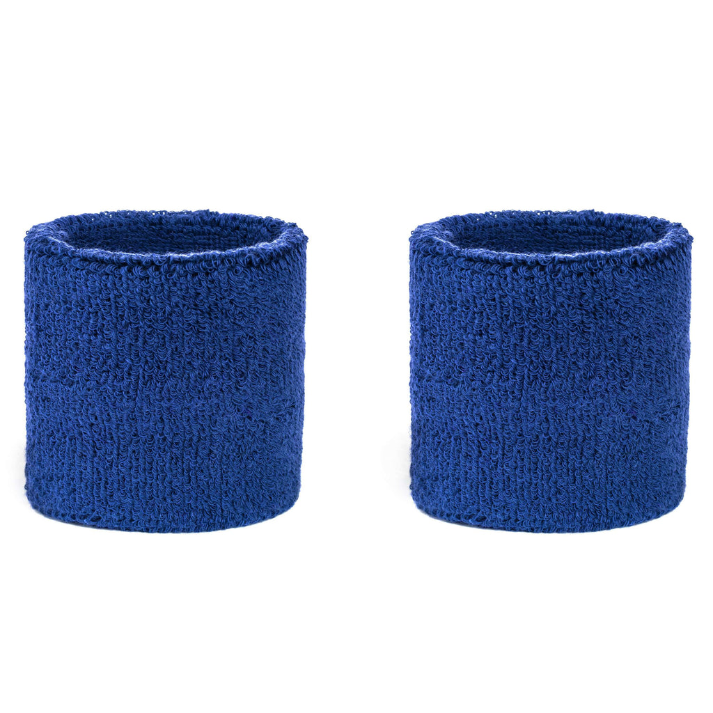 Blue - Suddora Wristband Pair [3-Pack]
