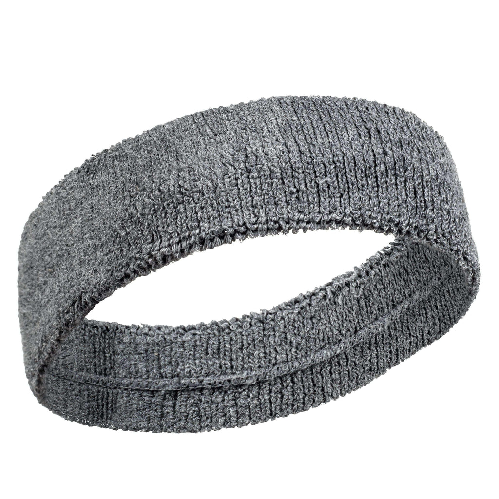 Grey - Suddora Headband [4-Pack]