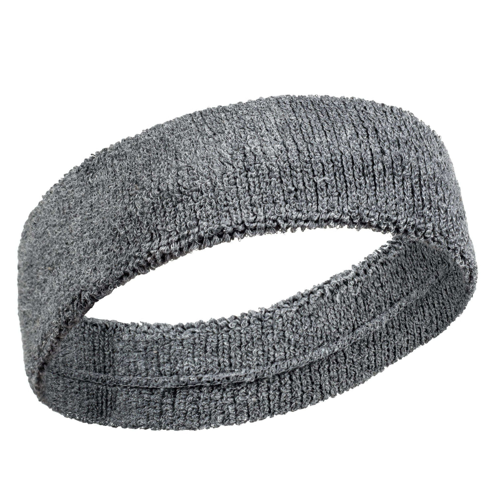 Grey - Bulk Suddora Headbands [50-Pack]