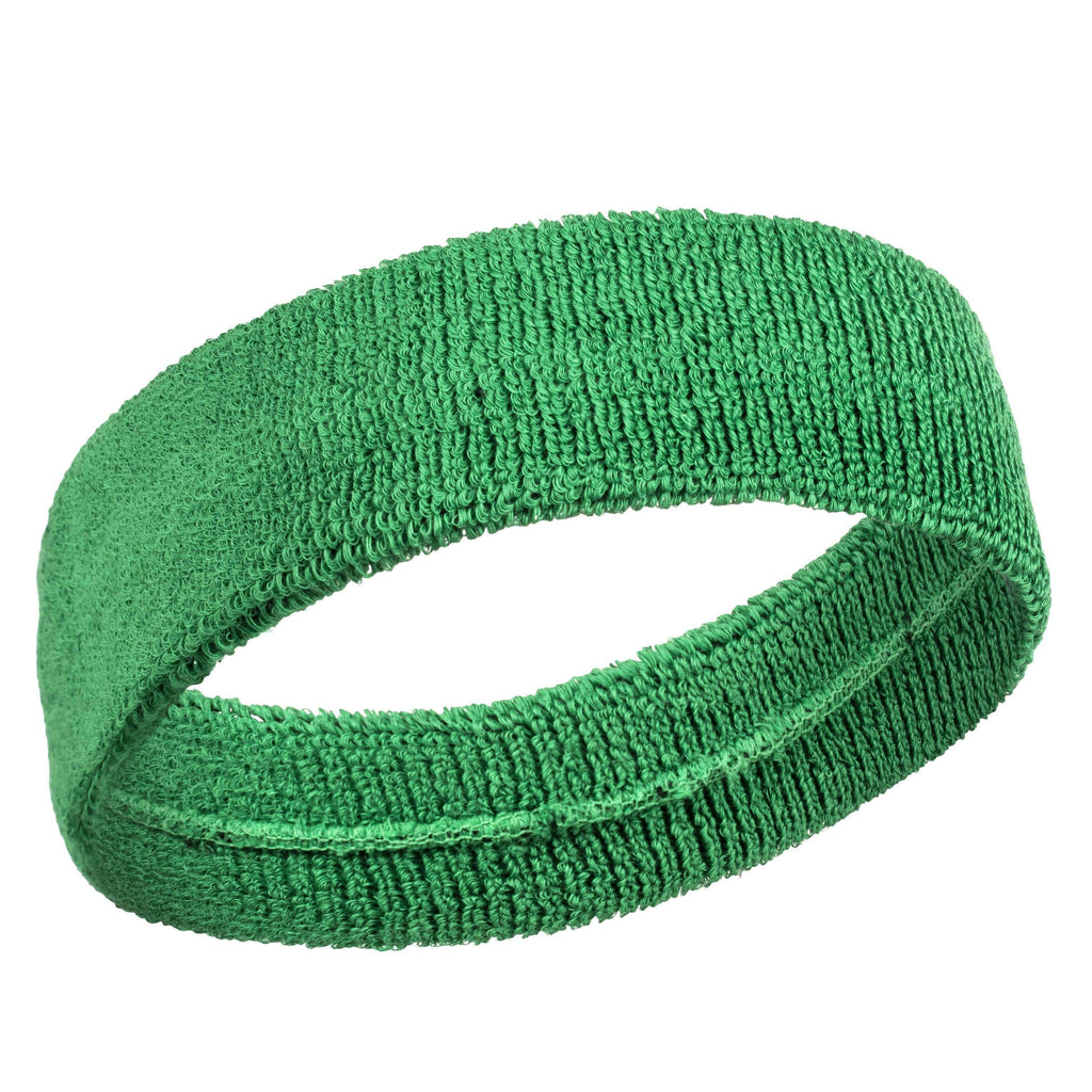 Green - Suddora Headband [4-Pack]