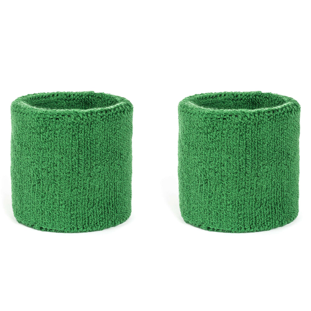 Green - Suddora Wristband Pair [3-Pack]