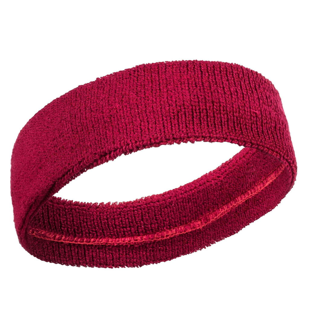 Maroon - Suddora Headband [4-Pack]