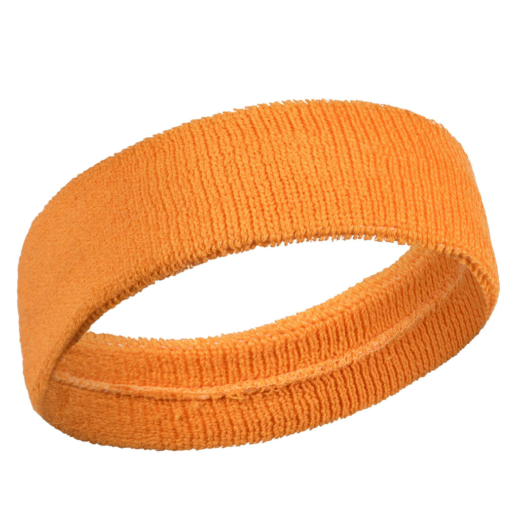 Orange - Bulk Suddora Headbands [50-Pack]