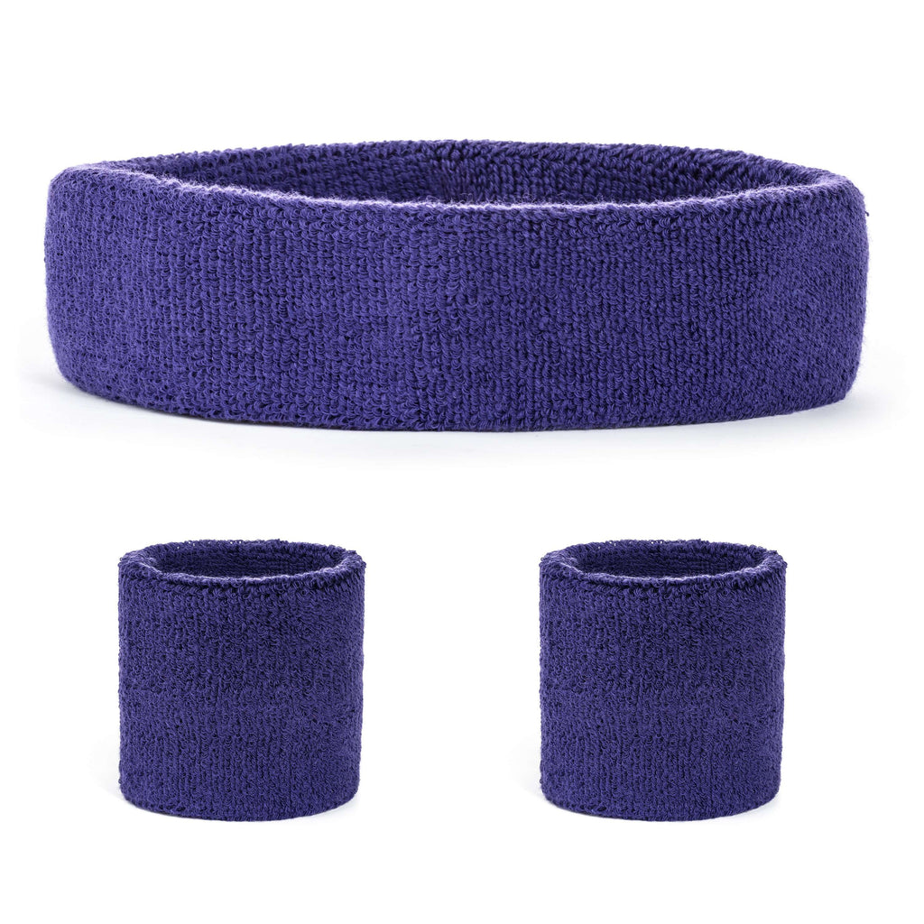 - Bulk Suddora Sweatband Sets [20-pack]