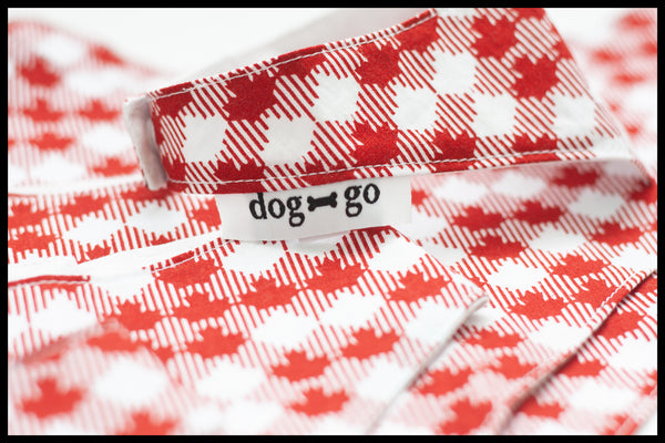 Canada Day Pet Bandana