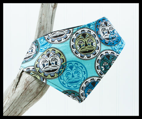 Mayan Masks Pet Bandana