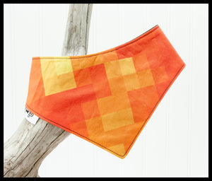 Minecraft Lava Pet Bandana