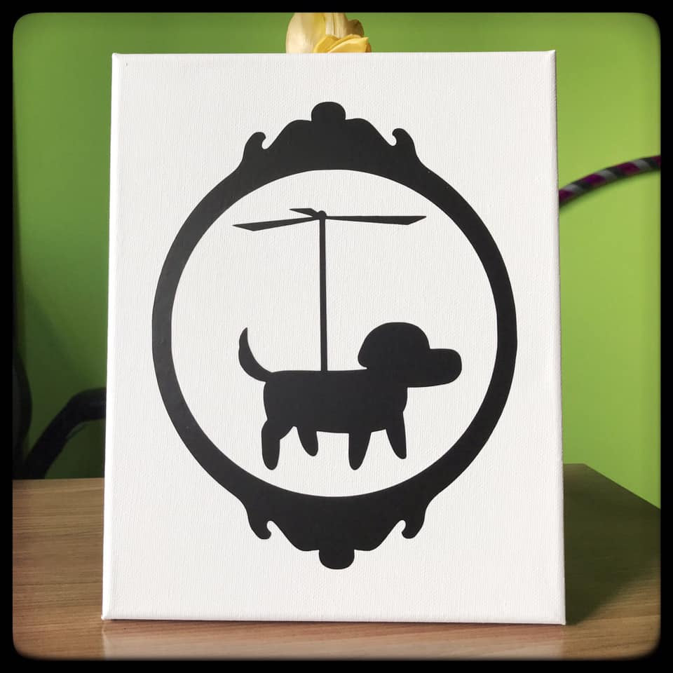 Dogcopter from Steven Universe Canvas