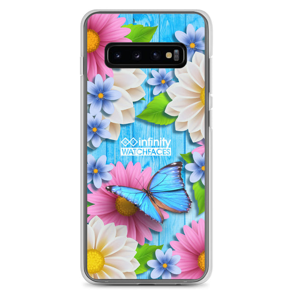 Fred the Butterfly Galaxy Case