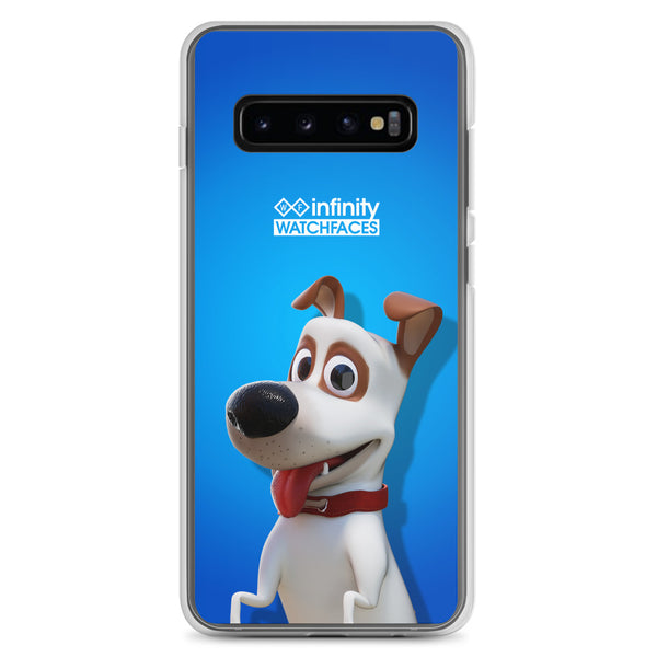 Infinity Joe Blue Galaxy Case