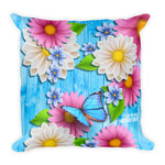 Fred the Butterfly Pillow