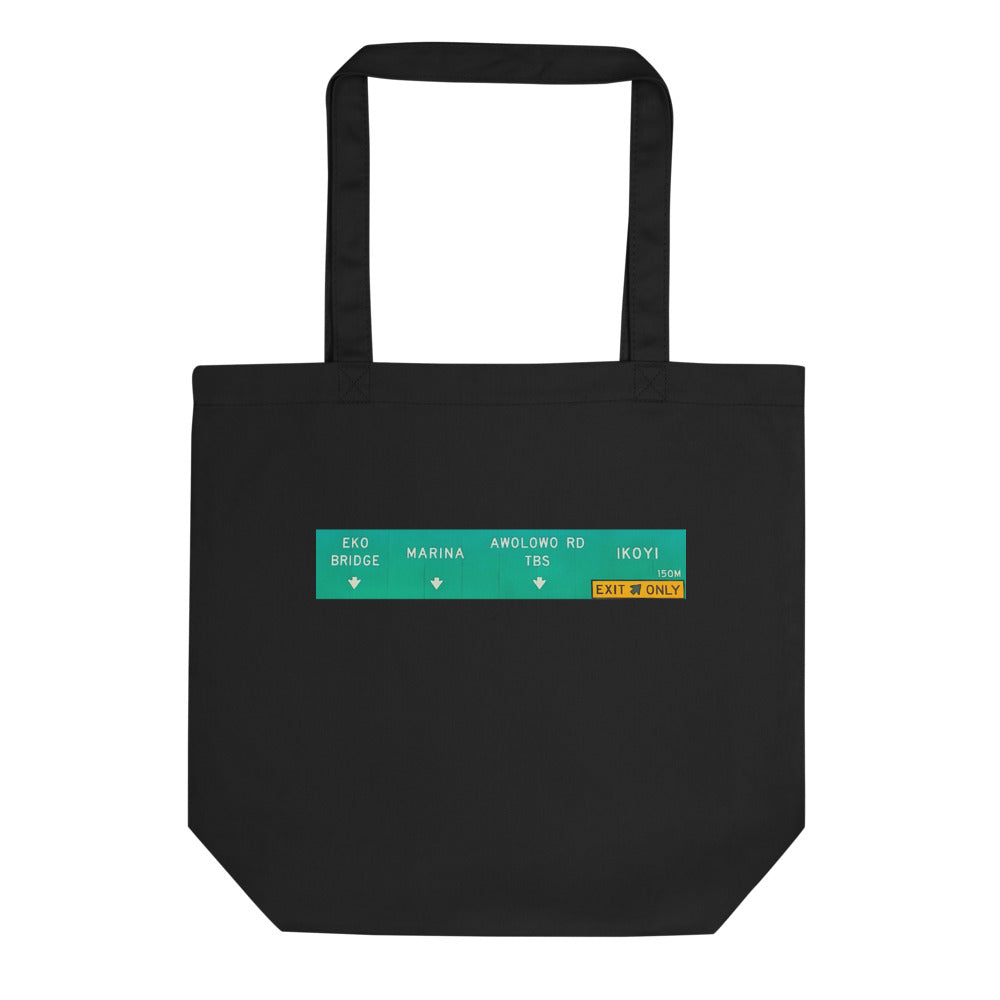 Eko Bridge Tote bag