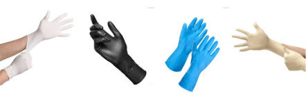 Informational Article:  All About Latex Gloves