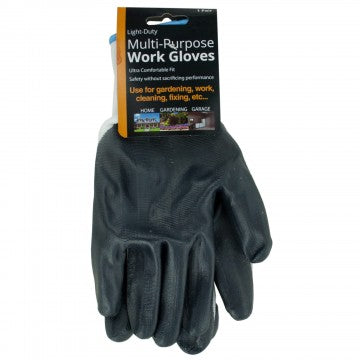 Light Duty Multi-Purpose Work Gloves
