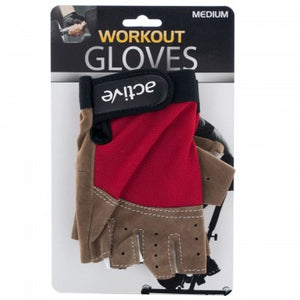 Active Breathable Workout Gloves