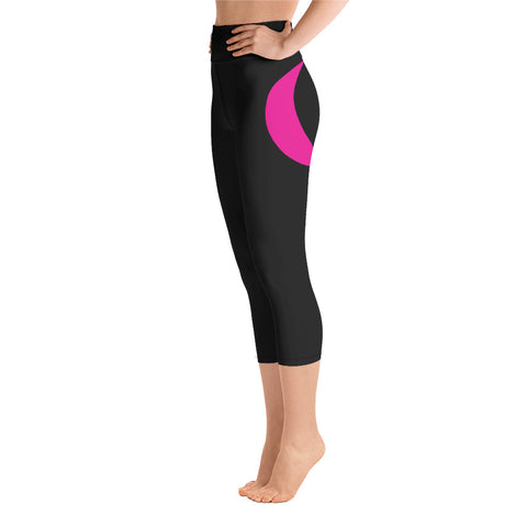 BTC Yoga Capri Leggings