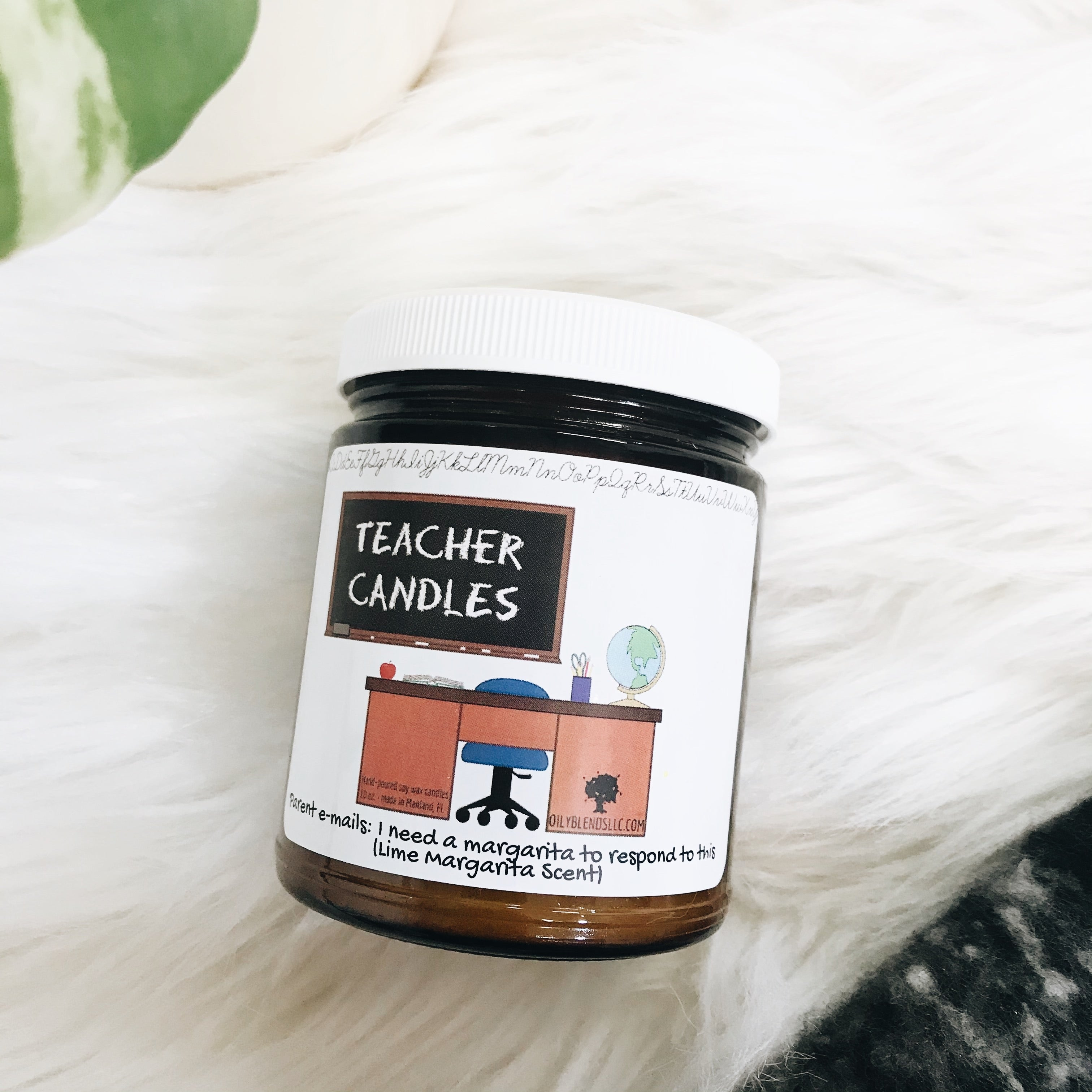 Teacher Candles
