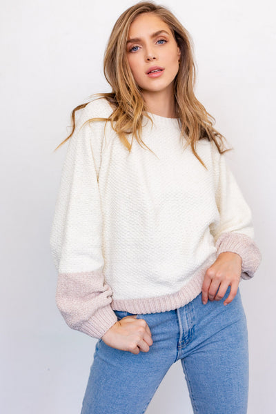 Everly Chunky Sweater