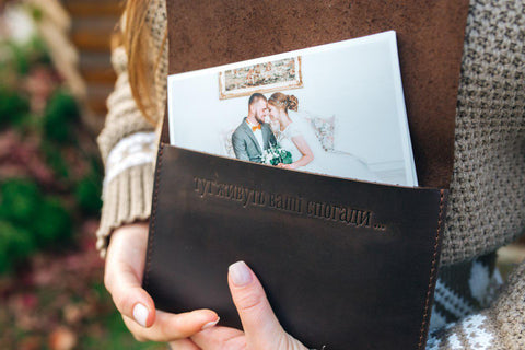 INCARNE personalized leather goods