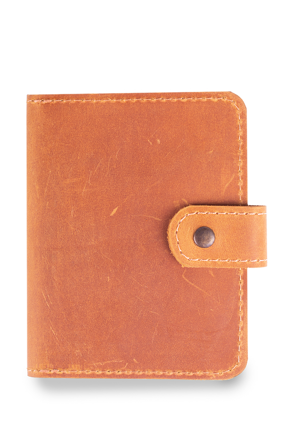 Great Travel Wallet Made Of Genuine Leather