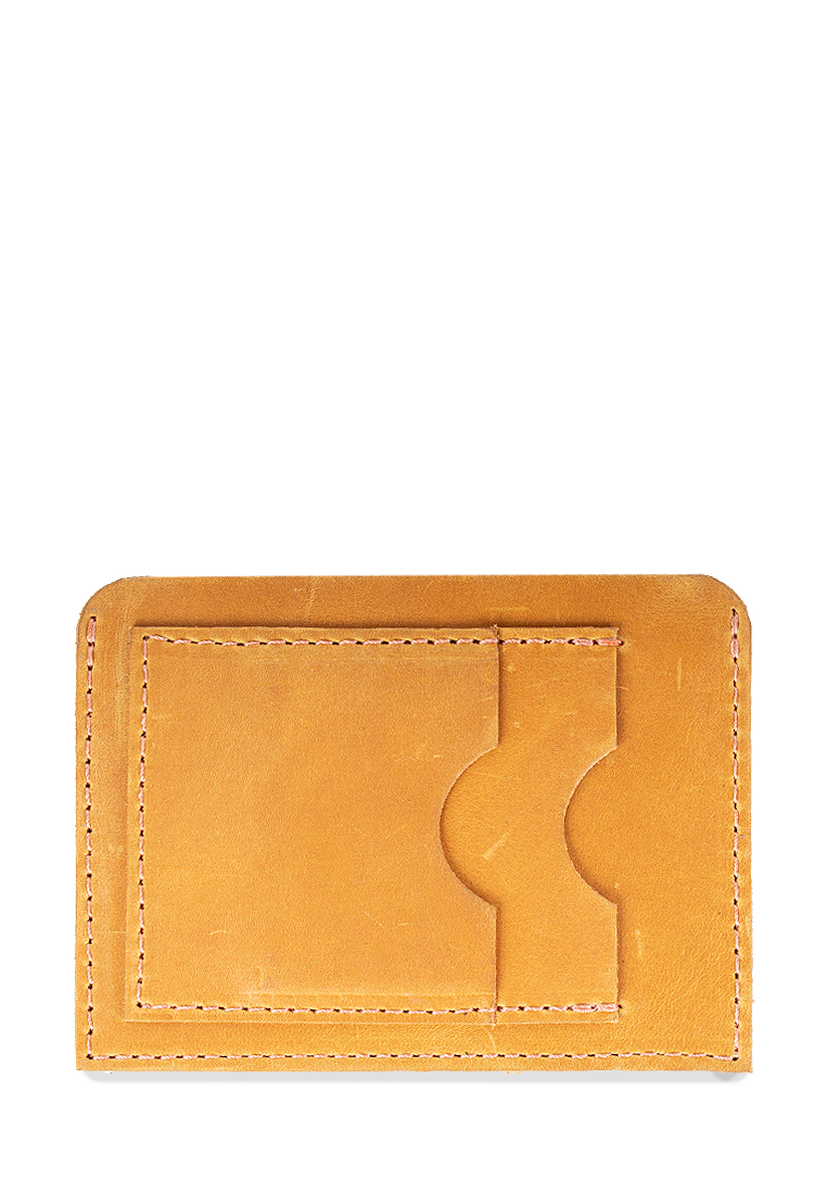 Small And Elegant Leather Cardholder