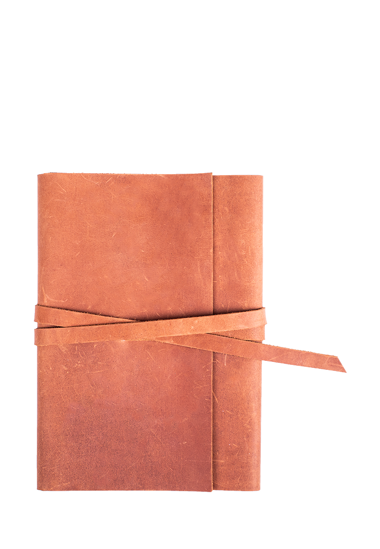 Nice Notebook Cover Made Of Natural Leather