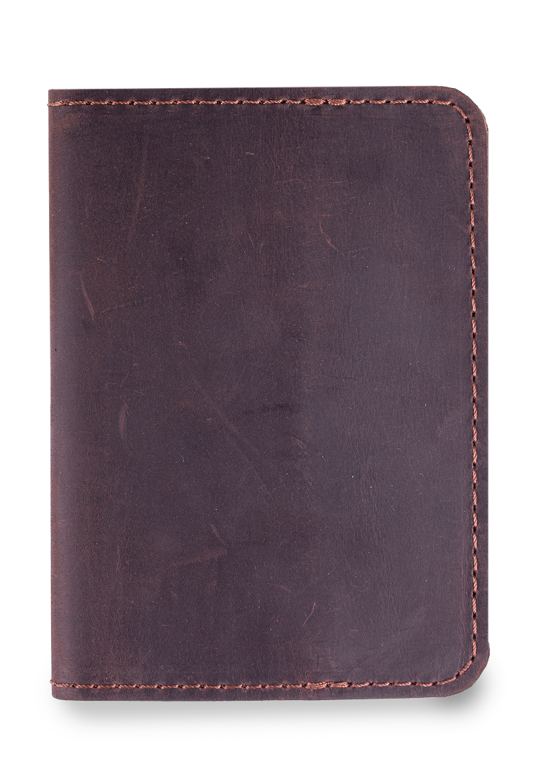 Simple Leather Cover For Passport