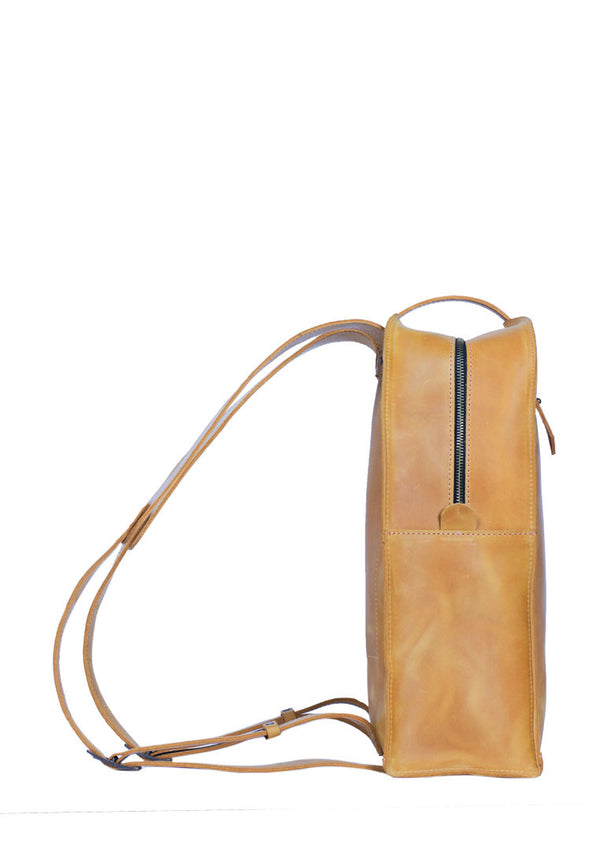 Cute Leather Rucksack For Women