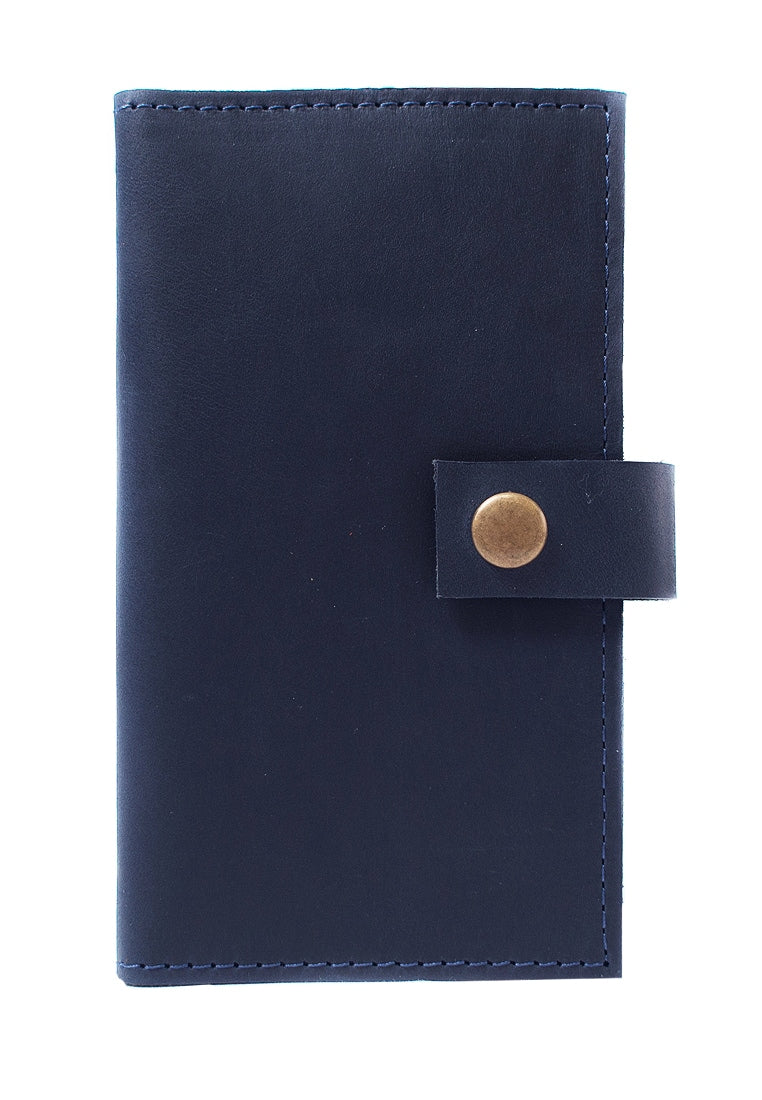 Simple Wallet Made Of Natural Leather