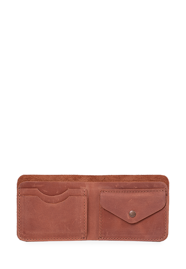 Functional And Luxurious Leather Wallet