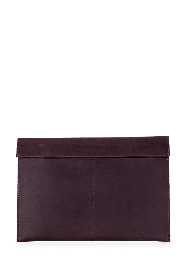 Practical MacBook Case Made Of Natural Leather