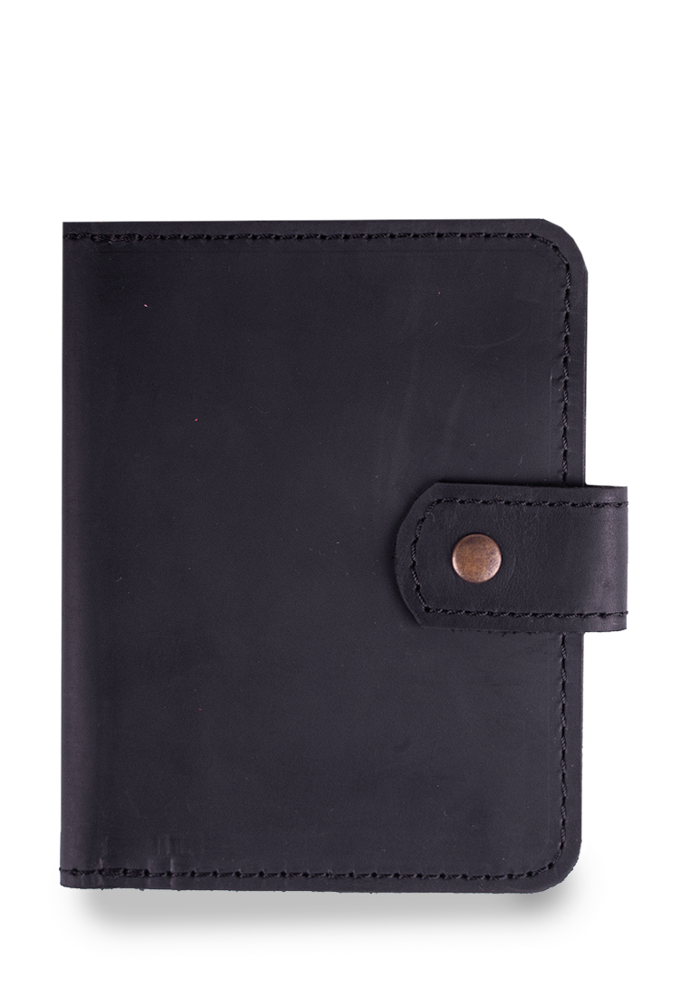 Travel Wallet Made From Natural Leather