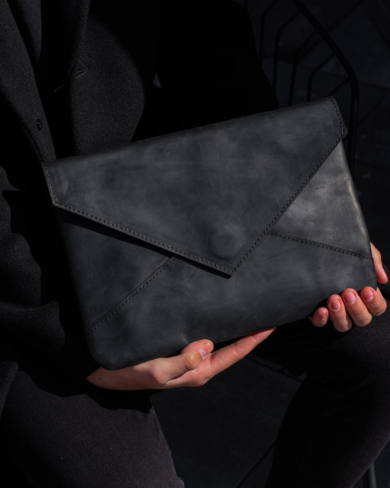 Beautiful Leather Sleeve For MacBook