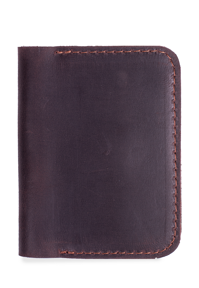 Small And Comfortable Leather Cardholder