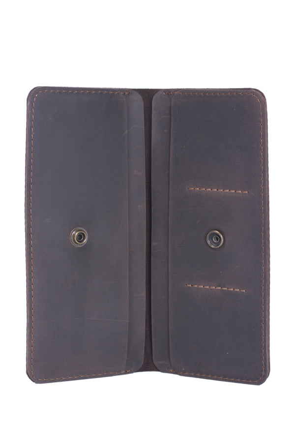 Comfortable Wallet Made Of Genuine Leather